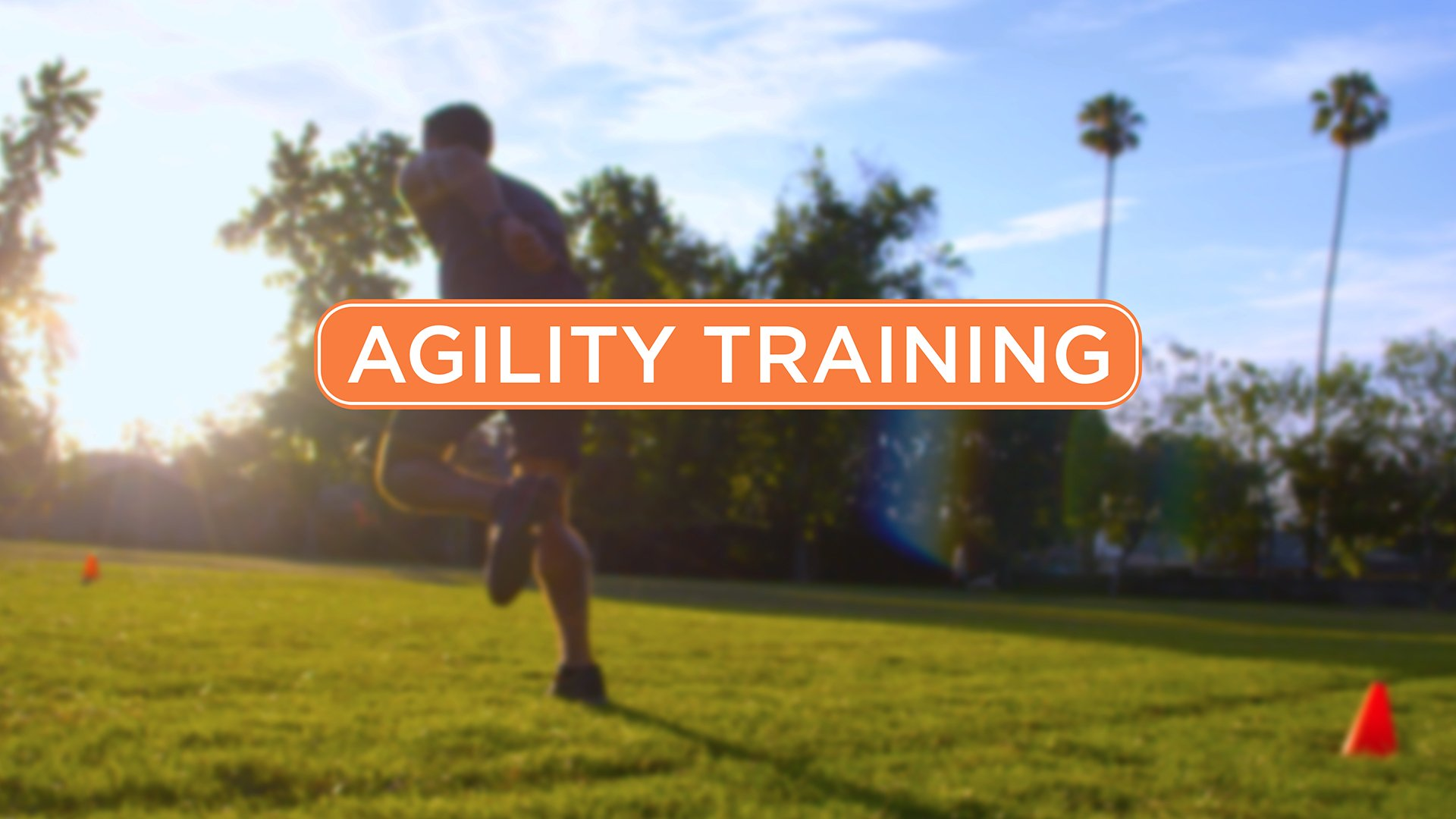 4 week Agility training program
